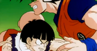 Gohan, Defeat Your Dad!! - Krillin Gohan heavy finish