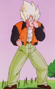 Goku creca di andare su Neo-Namecc