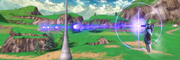 Heavenly Arrow used in Xenoverse 2.