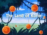 The Land of Korin