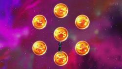 Suzama is dragon ball