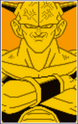Captain Ginyu's pre-fight face on Super Sonic Warriors 2
