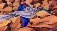Dabura inconsciente