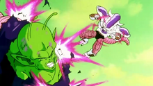 Piccolo vs FReezer forme 2