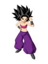 Caulifla render