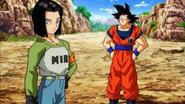 DBS Goku y Lapis