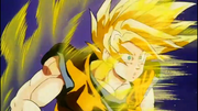 Goku vs Yakon