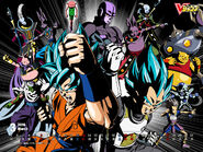 V Jump Dragon Ball Super Torneo Champa