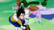 Vegeta kneed