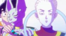 Whis Suspecte Black Goku
