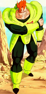 Android16DamagedEp166