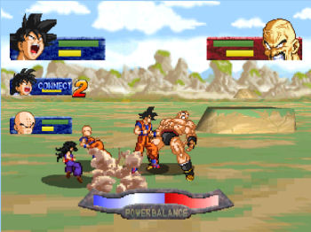Dragon ball legends ps1