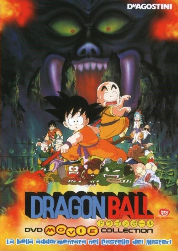 Dragon Ball La Bella Addormentata a Castel Demonio