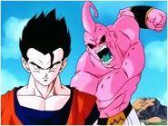 Gohan definitivos vs Super Buu