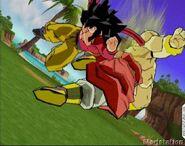 Goku SS4 VS Budokai