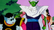 Piccolo Encourages Goku