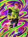 Dokkan Battle Hidden Determination Android 16 card (Capsule Corporation Repaired Android 16)
