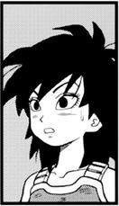 Goku's mother