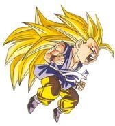 Goku GT SSJ3