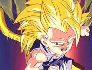 Goku SSJ3 (GT(
