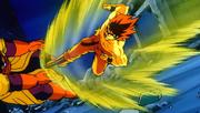 Goku is going to win