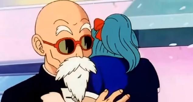 Image - Roshi - Bulma.png | Dragon Ball Wiki | FANDOM ...
