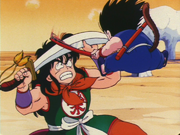 Yamko vs Goku
