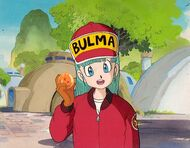Bulma-dragonball