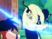Tao Pai Pai et son sabre