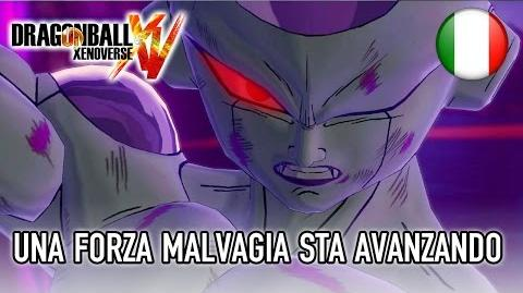 Dragon Ball Xenoverse - PS4 XB1 Steam PS3 X360 - Una forza malvagia sta avanzando (JF Trailer)