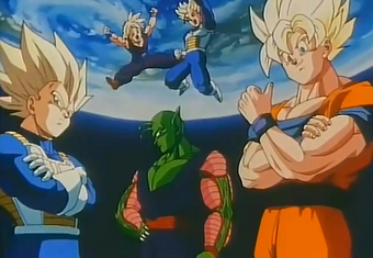 Dragon Ball Plan To Eradicate The Saiyans Dragon Ball Wiki Fandom