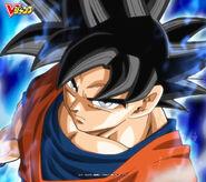 Goku Promo V Jump