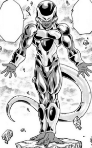 Golden Frieza DBS manga