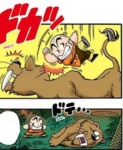 Morte tigre dai denti a sciabola