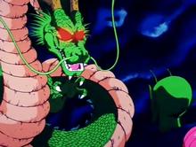 Piccolo et Shenron