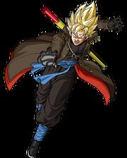Son Goku Xeno abrigo SDBH