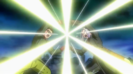 Xeno Gohan and Xeno Trunks
