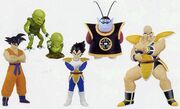 Banpresto Series 5