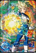 Big Bang-Vegeta ssj-Dragon ball heroes