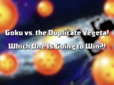 Goku vs. the Duplicate Vegeta! Which One Is Going to Win?!
