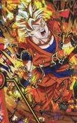 Goku Super Saiyan Fuera de Control