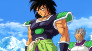 SDBH-Broly y Paragus