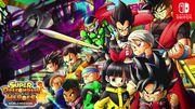 SDBH World Mission Dragon Ball Heroes Team & Time Patrol VS The Menace Sealas & Ahms (Promotional Artwork)