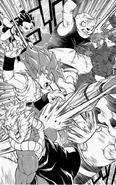 Saikyo Jump Mira Goku Hit Botamo Cabba