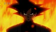 Black goku ombre
