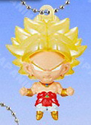 Broly Kai-Sparking light mascot-bandai