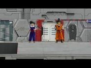 Dragon Ball Kai Super Battle Stage-Goku y Gohan