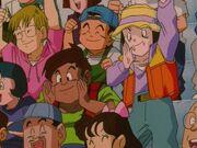 Puck fa il tifo per Goku jr.
