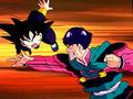 Sky vs Goku
