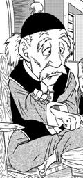 Beat's Grandfather